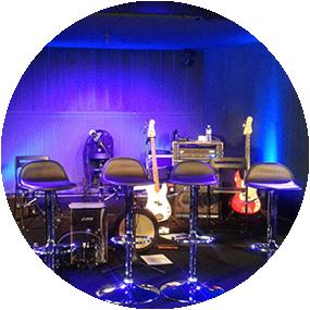 Servicios River Thames Music Eventos