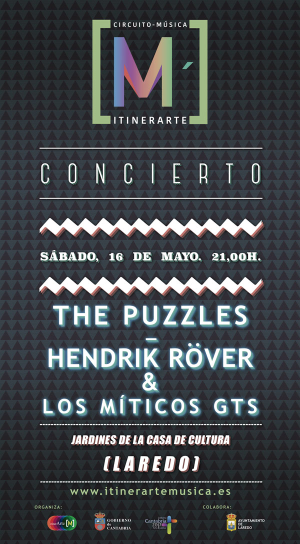 Cartel The Puzzles Laredo