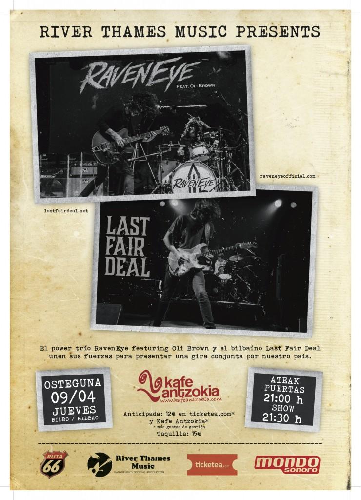 RavenEye - Last Fair Deal Kafe Antzokia