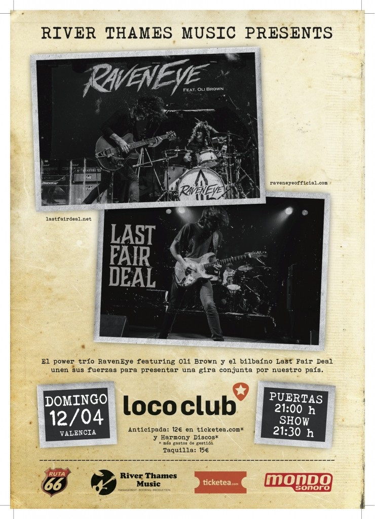 RavenEye - Last Fair Deal Loco Club