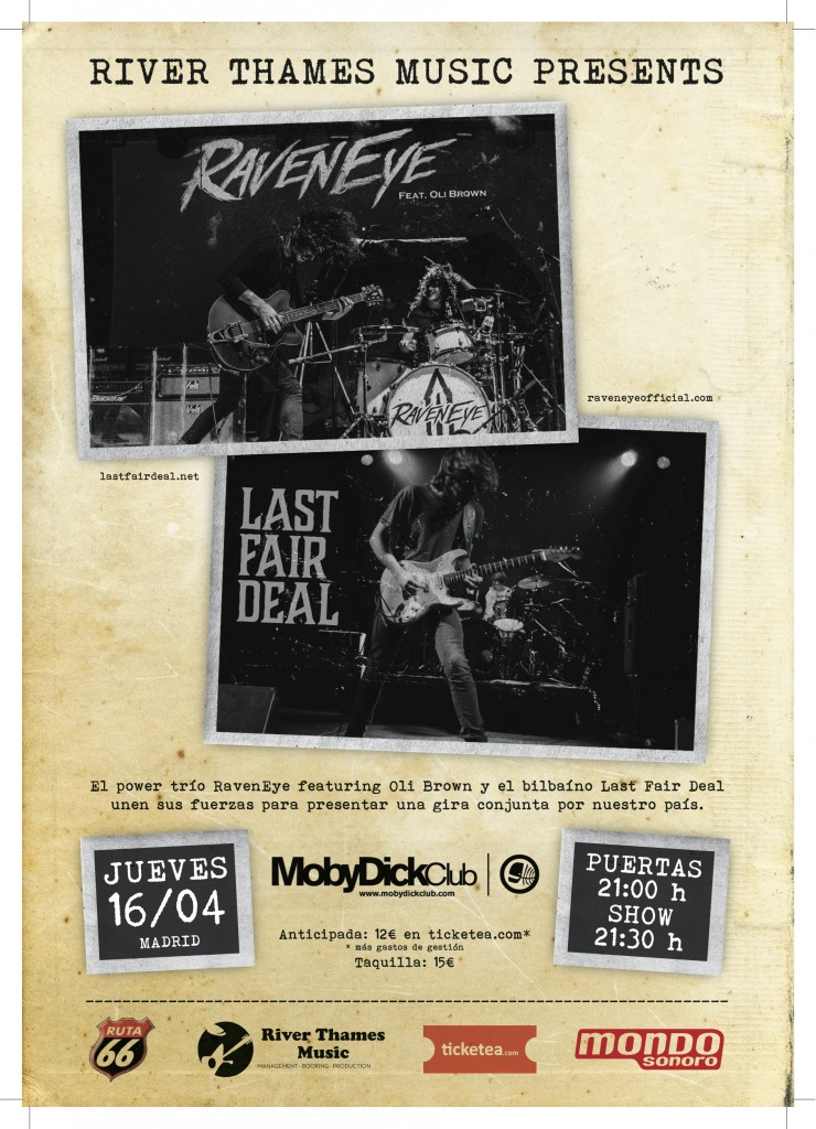 RavenEye - Last Fair Deal Mobi Dick Club
