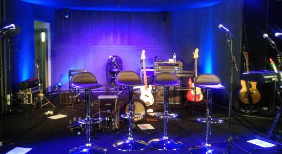 Servicios de River Thames Music Eventos